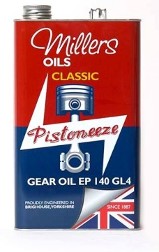 Classic Gear Oil EP 140 GL4 5l
