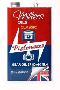 Classic Gear Oil EP 80w90 GL4 5l