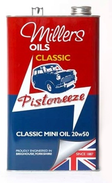Classic Mini Oil 20w50 5l