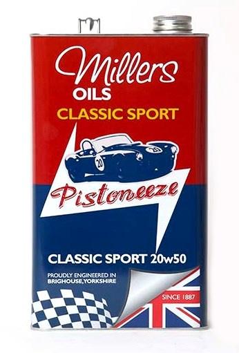 Classic Sport 20w50 5l