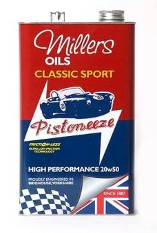 Classic Sport High Performance 20w50 NT 5l