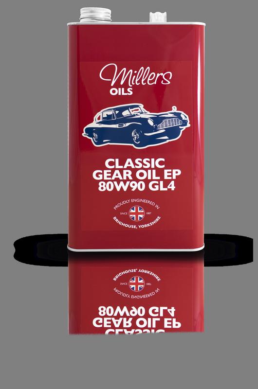 P14611-Classic-Gear-Oil-EP-80w90-GL4
