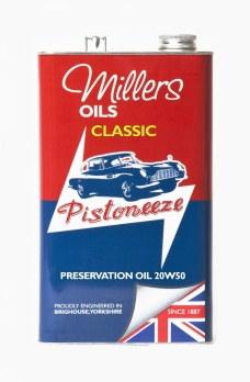 Preservation Oil 20w50 5l