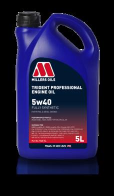 Trident Professional 5w40