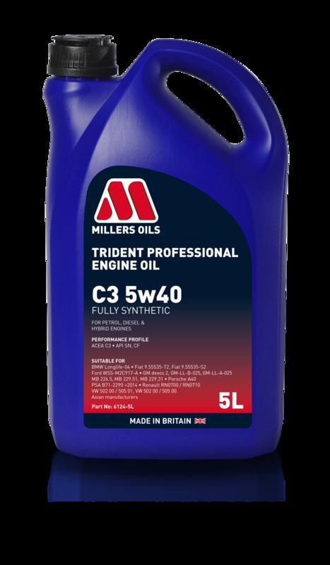 Trident Professional C3 5w40