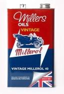 Vintage Millerol 40 5l