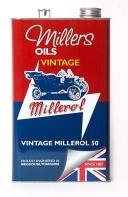 Vintage Millerol 50 5l