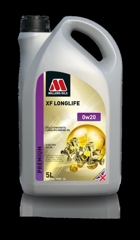XF LONGLIFE 0w20 5l
