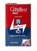 Vintage Green Gear Oil 140 GL1 1l