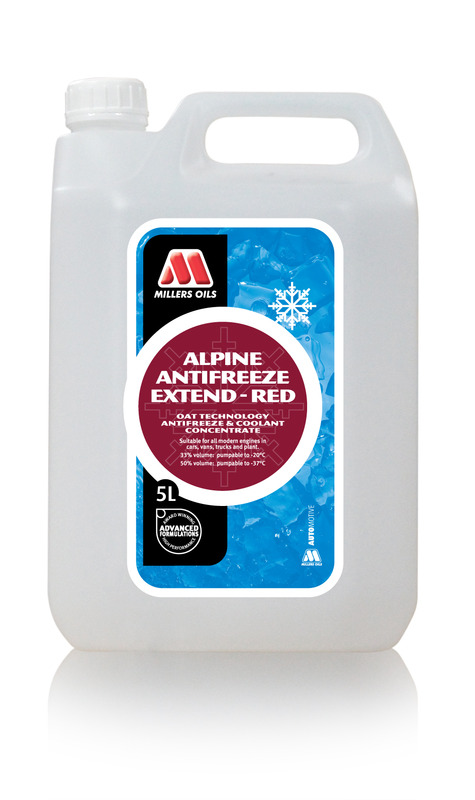Antifreeze Extend - Red