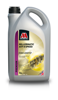 Millermatic ATF 8 Speed