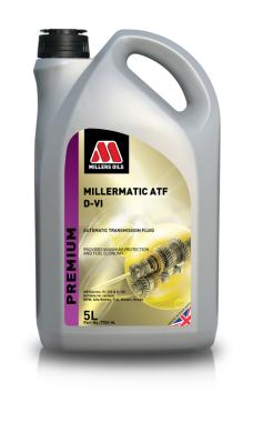 Millermatic ATF D-VI