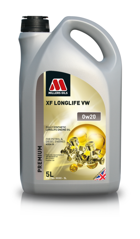 XF LONGLIFE VW 0w20