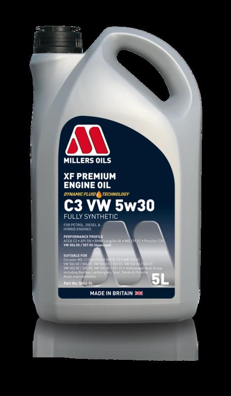 XF PREMIUM C3 VW 5w30
