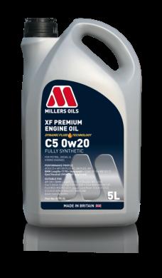 XF PREMIUM C5 0w20