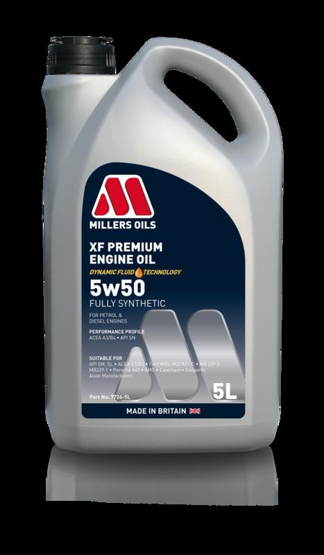 XF PREMIUM 5w50