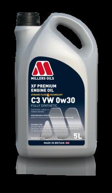 XF PREMIUM C3 VW 0w30